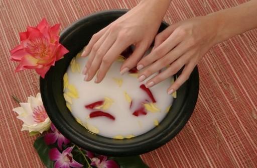manicure pavia