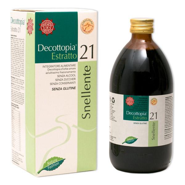 Tisanoreica-estratto-21-Snellente-500-ml