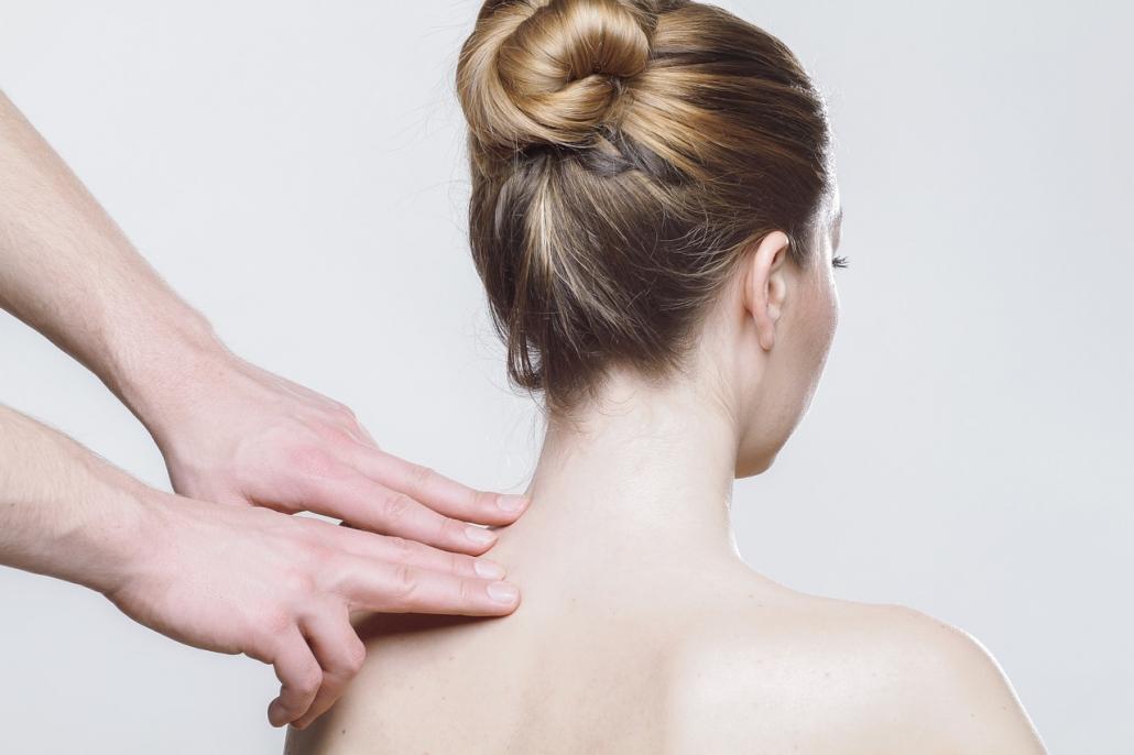 massaggio alla schiena pavia
